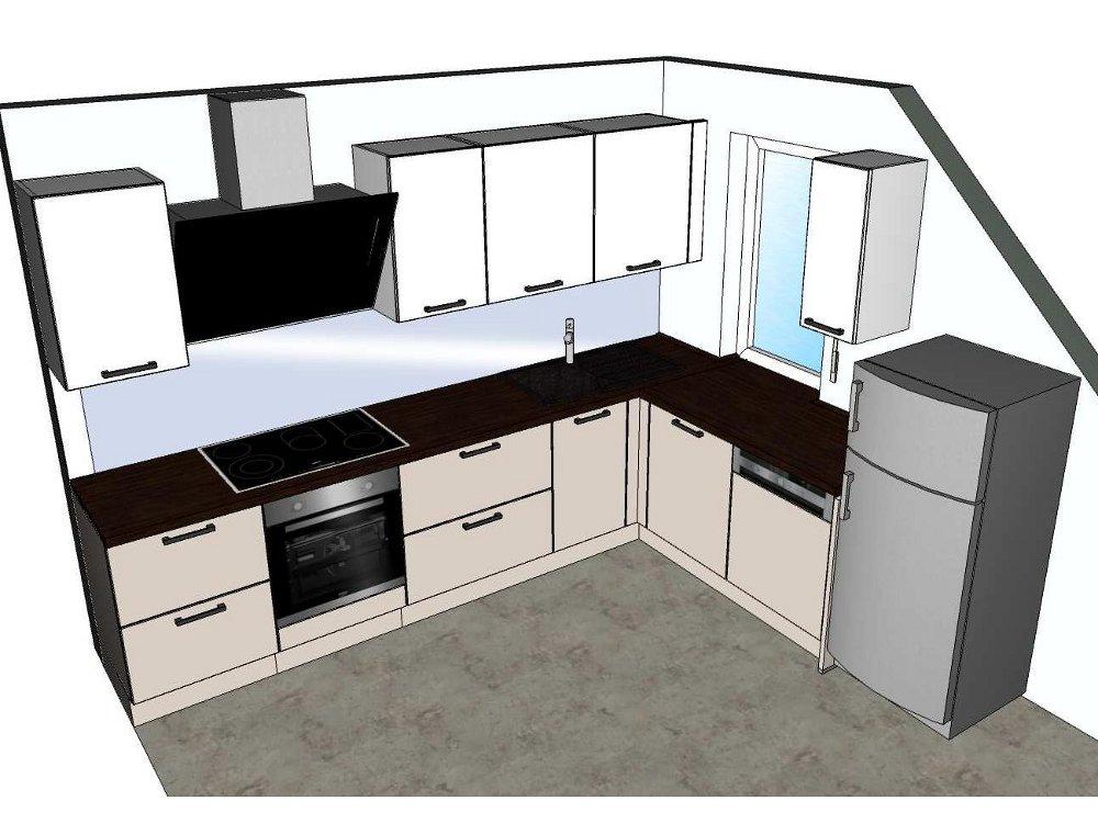 k chenangebote. Black Bedroom Furniture Sets. Home Design Ideas