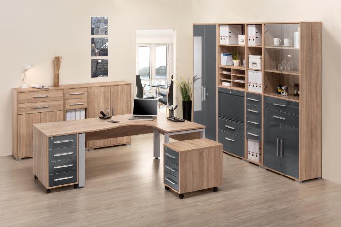 b rom bel in grimma b rost hle schreibtische und schr nke. Black Bedroom Furniture Sets. Home Design Ideas
