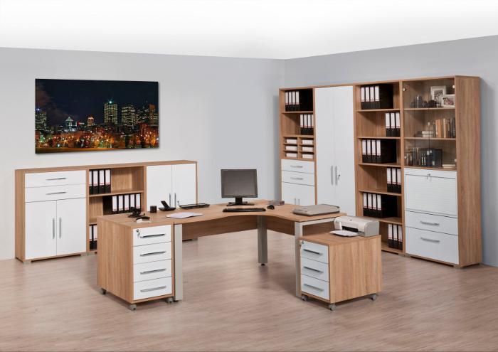 Büromöbel in Grimma: Bürostühle, Schreibtische und Schränke