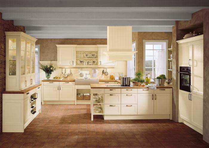 Landhaus Küchen - Stilvolle Küchenzeilen für Ihr Zuhause | {Küche landhausstil modern 15}