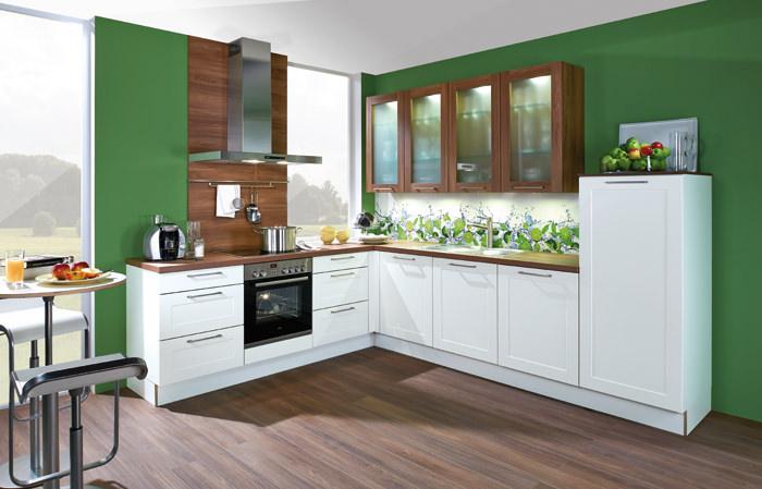 Landhaus Küchen - Stilvolle Küchenzeilen für Ihr Zuhause | {Landhausküchen weiss modern 19}
