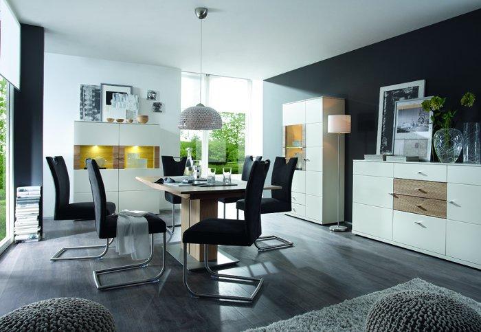 esstisch mit stühlen oder das komplette speisezimmer, Esszimmer