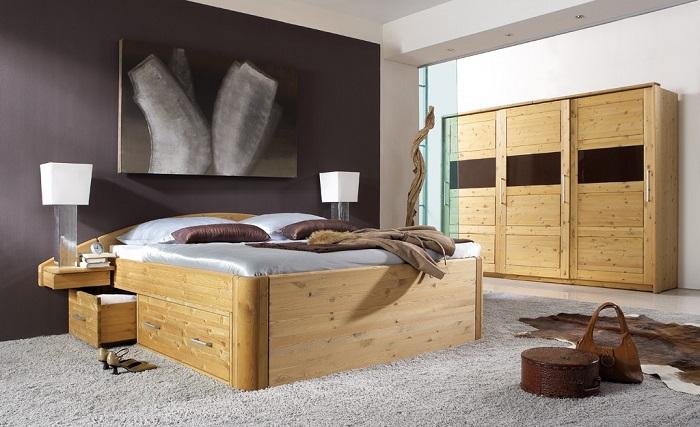 Schlafzimmer Grun : Schlafzimmer Modern Holz : Schlafzimmer Modern ...